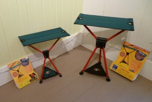 Portable Stool 2 sizes wb