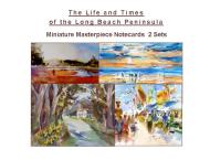 "Life & Times ""Miniature Masterpiece"" Notecard Sets"