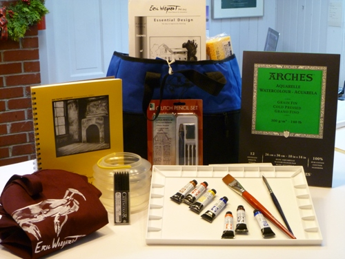 Getting Started Art Kit wb