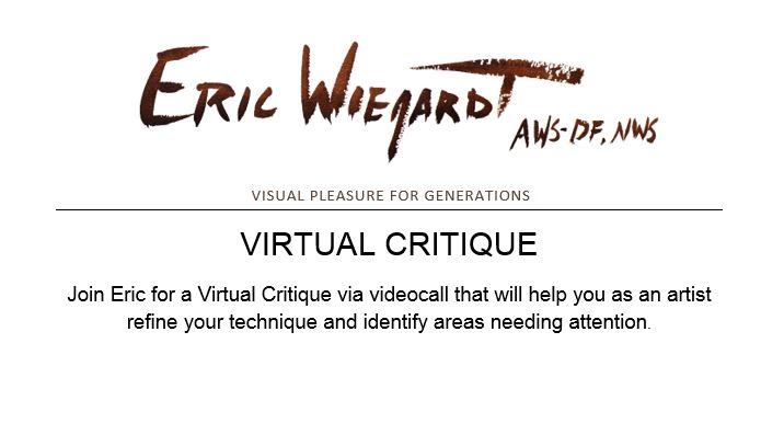 Virtual Critique